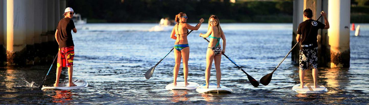 summer paddleboard rentals vancouver