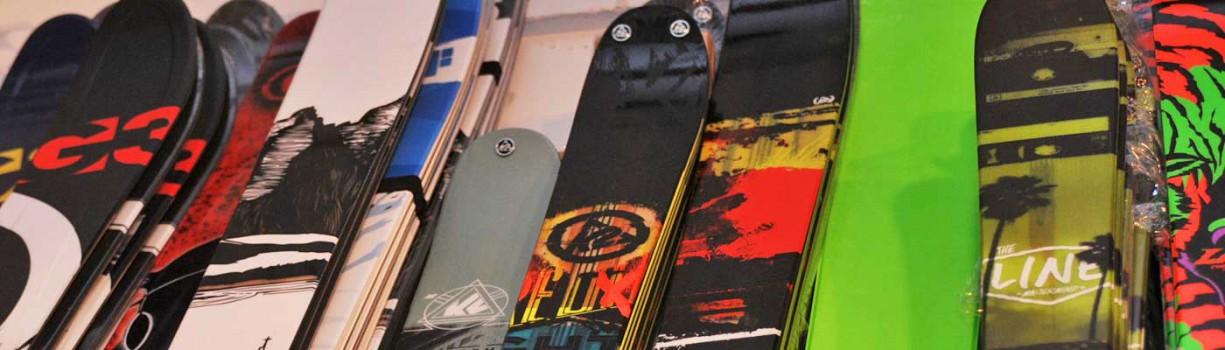Vancouver Winter Ski & Snowboard Rentals