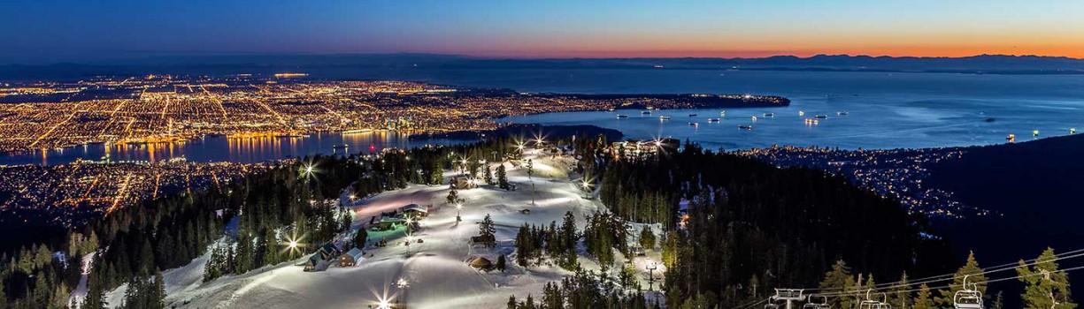 Vancouver Grouse Ski & Snowboard Rental